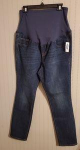 NWT Oldnavy skinny Maternity Jeans